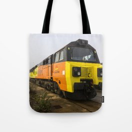 Class 70s in the Mist Tote Bag