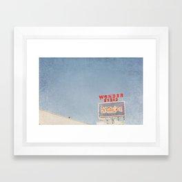 Wonder Bread Framed Art Print