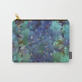 Undergrowth Blotch Pattern Carry-All Pouch
