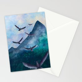 The Flight of The Eagles Stationery Cards