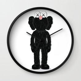 KAWS BFF - BLACK Wall Clock
