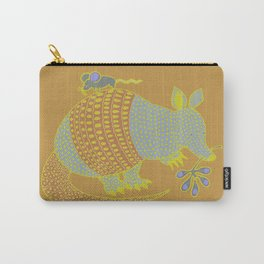 Southwest Armadillo Carry-All Pouch