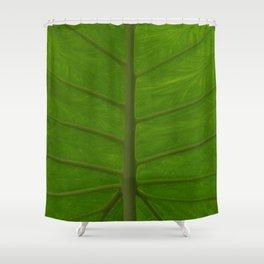 Plant Pathways Shower Curtain