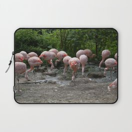 Stop! I lost my contact lens! Laptop Sleeve