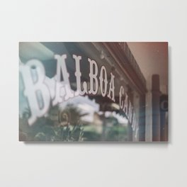 Balboa Candy Metal Print