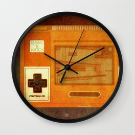 The Age of Gaming Wall Clock