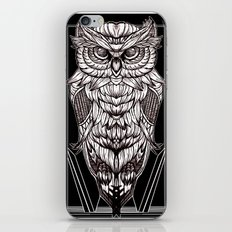 Nocturnal Elegance iPhone & iPod Skin
