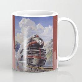 Lehigh Valley Railroad - The John Wilkes Coffee Mug
