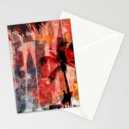 Beach Music Stationery Cards