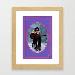 Nick Drake - Bryter Layter Framed Art Print