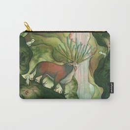 He Is Life Itself Carry-All Pouch