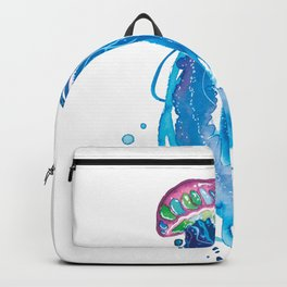 Cerulean Squishy Backpack