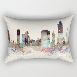 tulsa oklahoma Rectangular Pillow