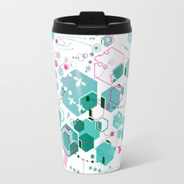 Bees Travel Mug