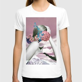 feel the nature T-shirt