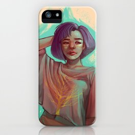 Imminent  iPhone Case