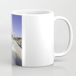The Wharf No Diving, No Swimming Coffee Mug