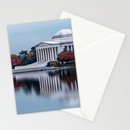 Jefferson In Baby Blue Stationery Cards