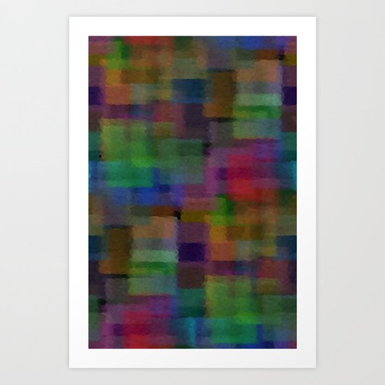 Colors#2 Art Print
