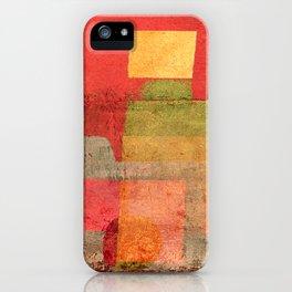 Maria-Fumaça iPhone Case