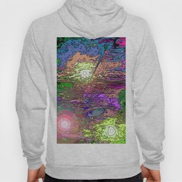 Technicolor Puddles Hoody