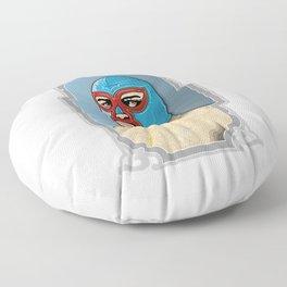 nacho libre, el campeon! Floor Pillow