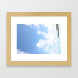 Beach in Hawaii 3 Framed Art Print