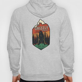 Grizzly Hoody