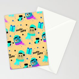 Christams Funny Animals Stationery Cards