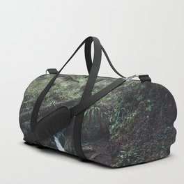 California Redwood Rainforest - Nature Photography Duffle Bag