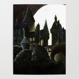 Nightmare Before Hogwarts Poster