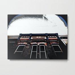 Apartments 2099 Metal Print