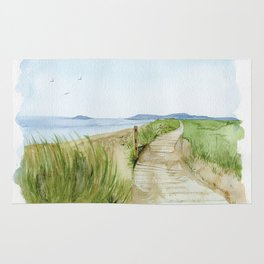 Inverness Beach Rug