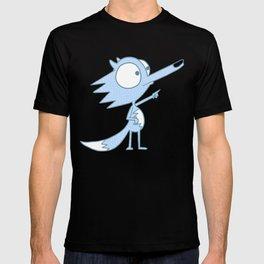 Little Blue Fox T-shirt