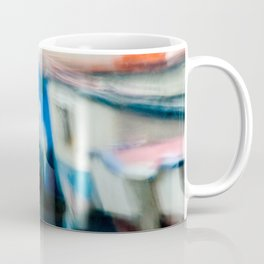 Boats Painting Coffee Mug