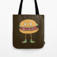 Food w/ Legs - No. 2 Tote Bag