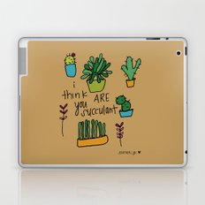 Plant Love. Laptop & iPad Skin