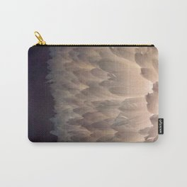 Soft light through the feathers Carry-All Pouch
