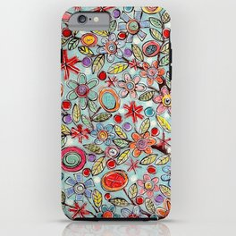 A Happy Day iPhone Case