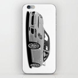 Porsche Car iPhone Skin