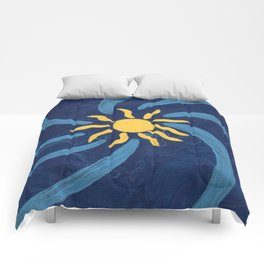 Center of the Galaxy Comforters