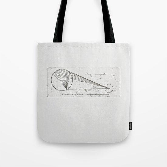 Etched print no. 1 Tote Bag