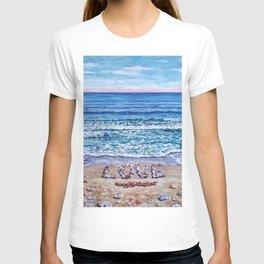 Ocean Waves of Love T-shirt