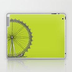 London Town - The Eye Laptop & iPad Skin