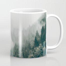 Foggy Forest 3 Coffee Mug