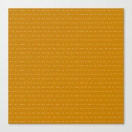 Coit Pattern 48 Canvas Print