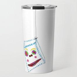 punching bag Travel Mug