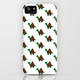 Turdle - Poop - Turtle - 57 Montgomery Art iPhone Case