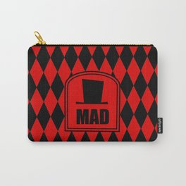 Mad Hatter - Heartless Carry-All Pouch