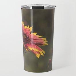 Texas Wildflower Travel Mug